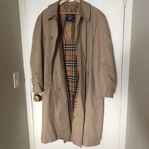 Vintage Burberry's trench coat